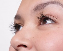 After Individual Lashes